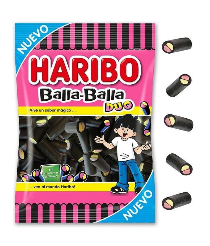 Haribo Balla Balla Duo Gomas 100gr