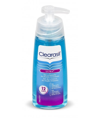 Clearasil Ultra Gel de Limpeza 200ml