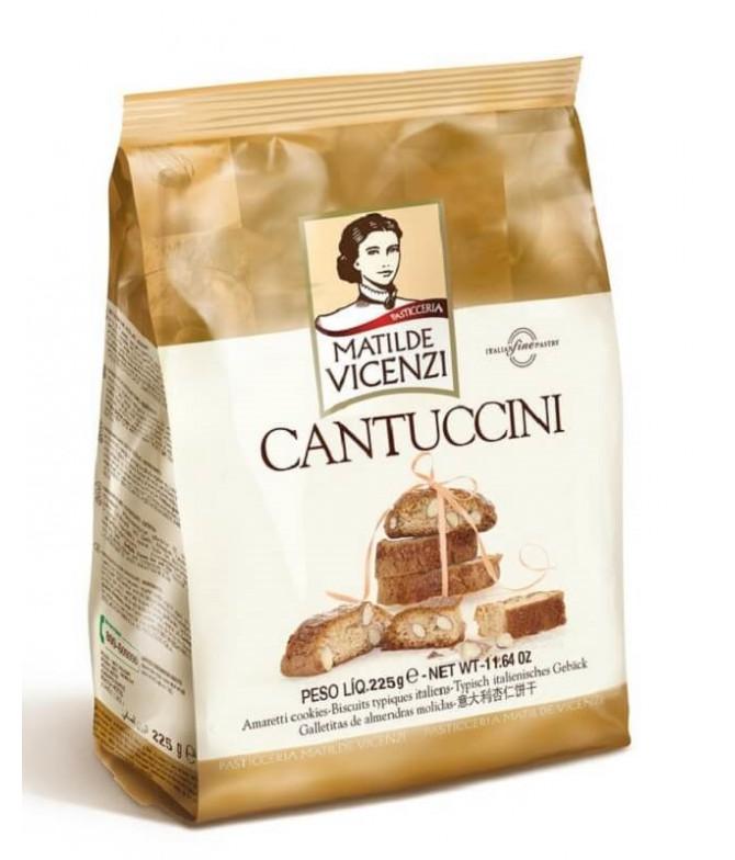 Vincenzi Cantuccini Galleta Almendra 225gr T