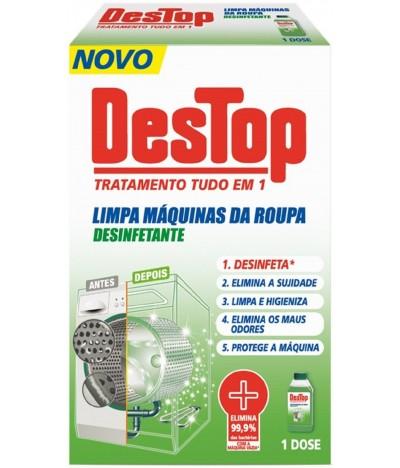 Destop Limpa Maq.Roupa Desinfetante Tratamento Tudo em 1
