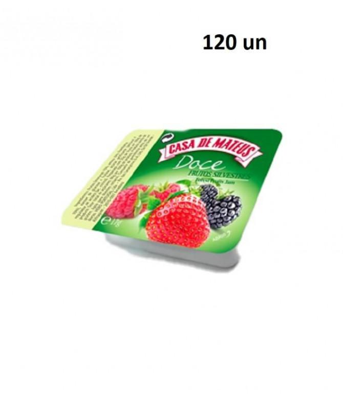 Casa Mateus Doce Frutos Silvestres 120un