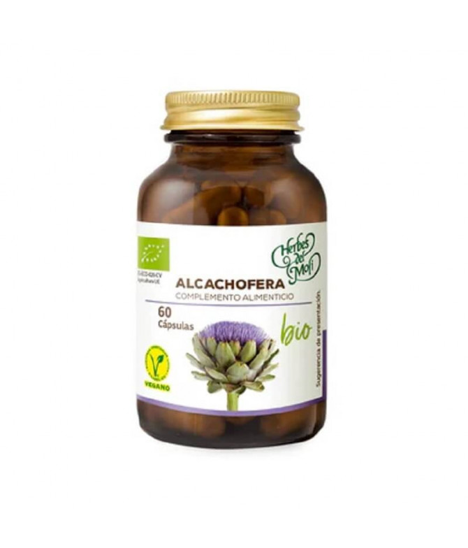Herbes del Molí Alcachofera BIO 60un T