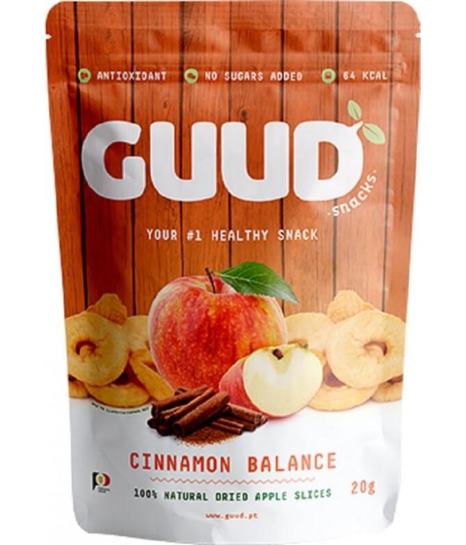 Guud Cinamon Balance Manzana Deshidratada 20gr T