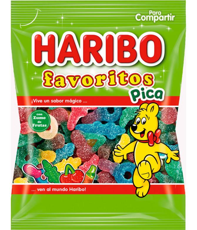 Haribo Favoritos Gominolas Pica 90gr t