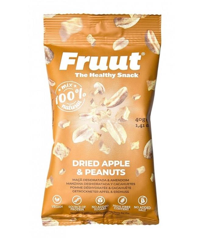 Fruut Manzana Cacahuete 40gr T