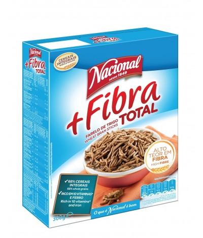 Cereales + Fibra Total Nacional
