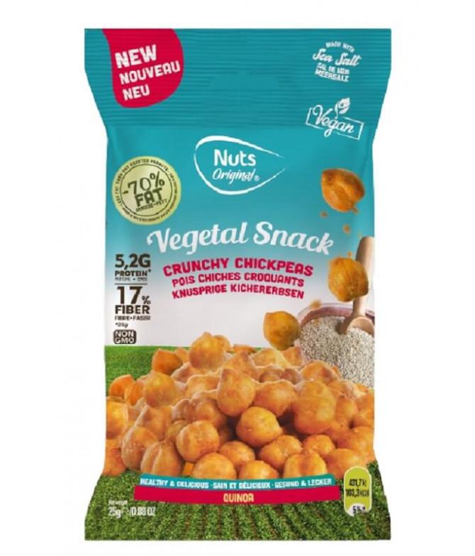Nuts Original Grão de Bico & Quinoa 25gr