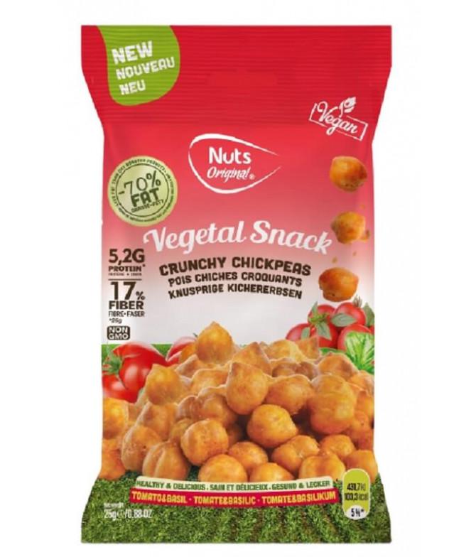 Nuts Original Grão de Bico Tomate & Manjericão 25gr