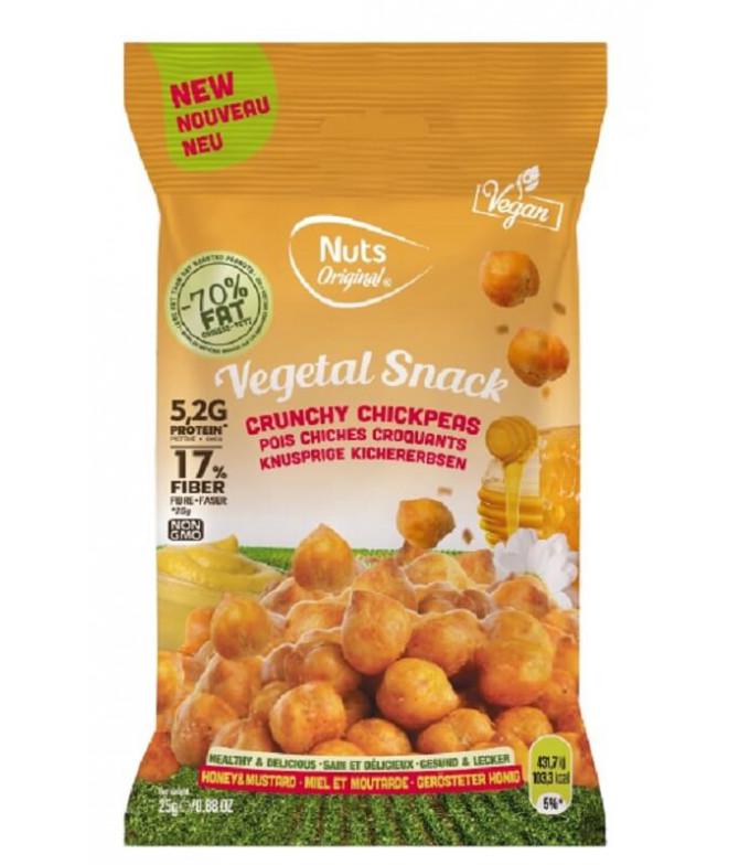 Nuts Original Garbanzos Miel & Mostaza 25gr T