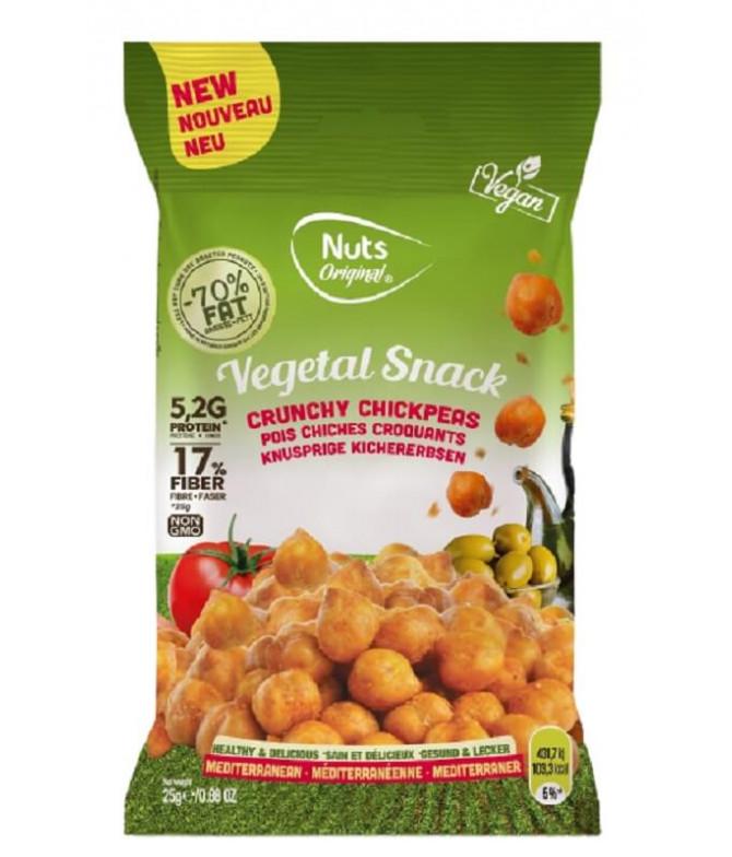 Nuts Original Garbanzos Mediterráneo 25gr T