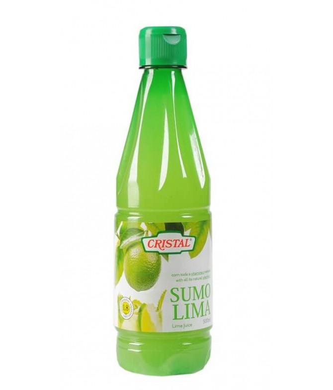 Cristal Zumo Lima 500ml T