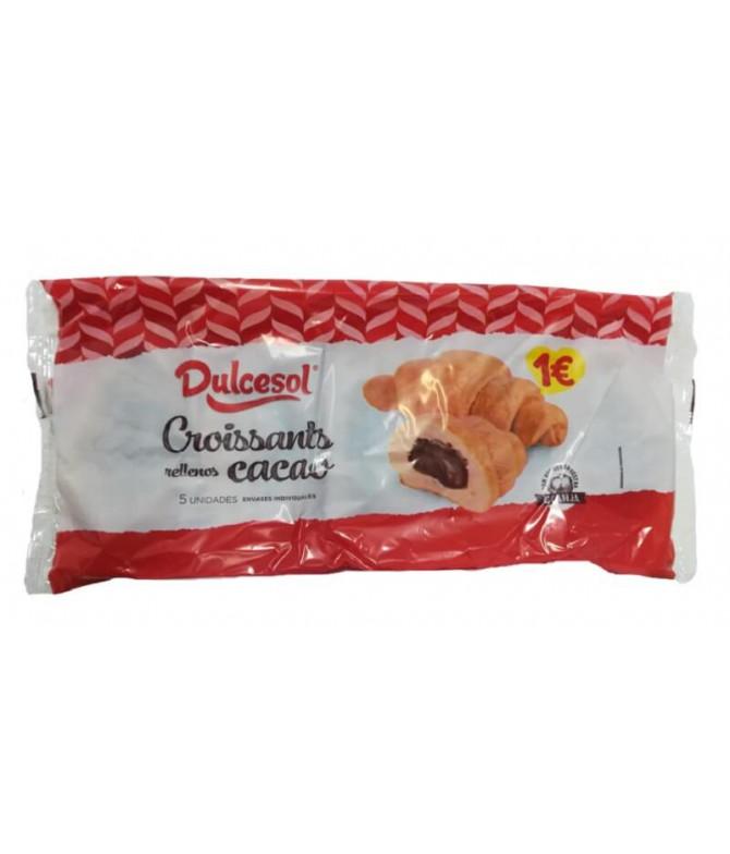 Dulcesol Croissant Chocolate 5un T