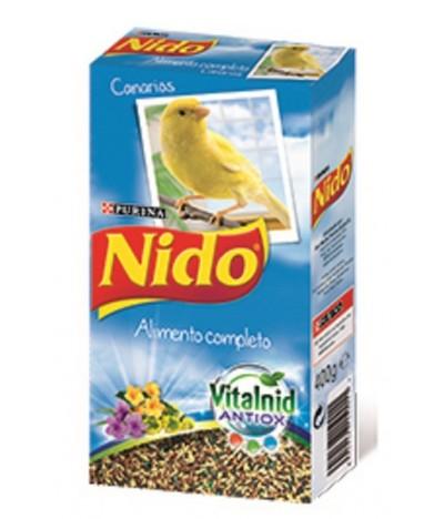 Nido Menú Completo para Cánarios Purina 400gr
