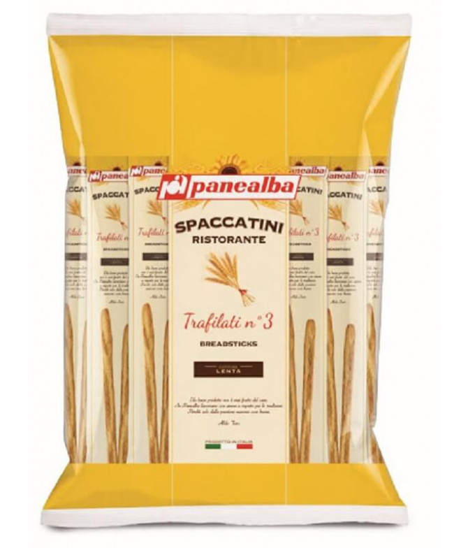 Panealba Grissinos Spaccatini 240gr T