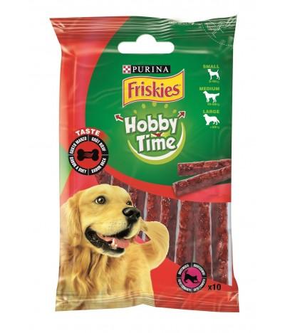 Friskies 10 Sticks Hobby Time para Cão Sabor a Carne