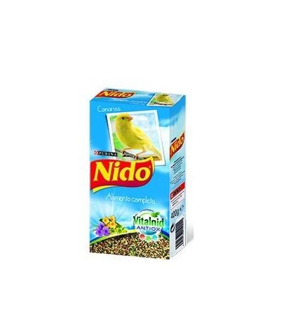 Nido 2 Barritas de Frutas para Canários 45gr