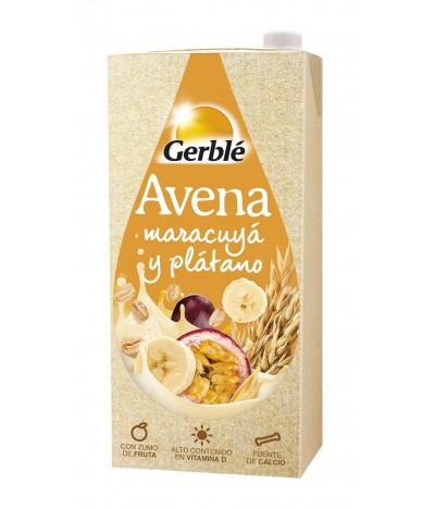 Gerblé Bebida de Aveia Maracujá e Banana SEM LACTOSE 1 litro