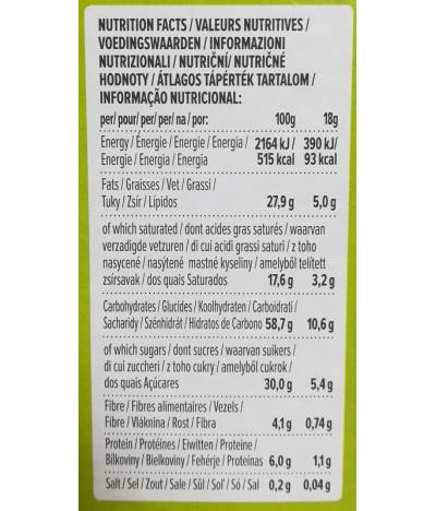 PACK 10 Benlian Barrita Arroz Chocolate Leite 5un