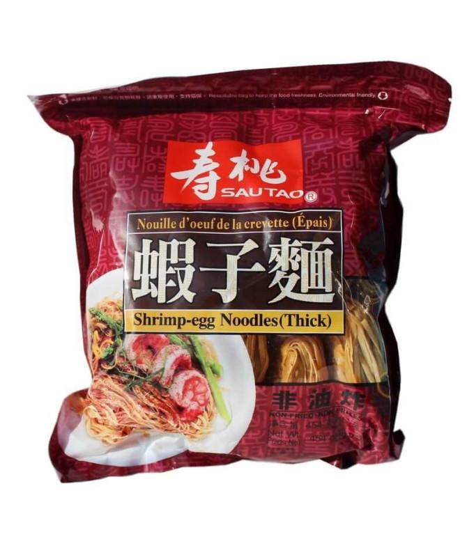 Sau Tao Noodles Ovo Camarão 454gr