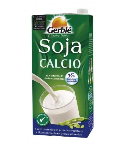 Gerblé Bebida Soja com Cálcio 1 litro