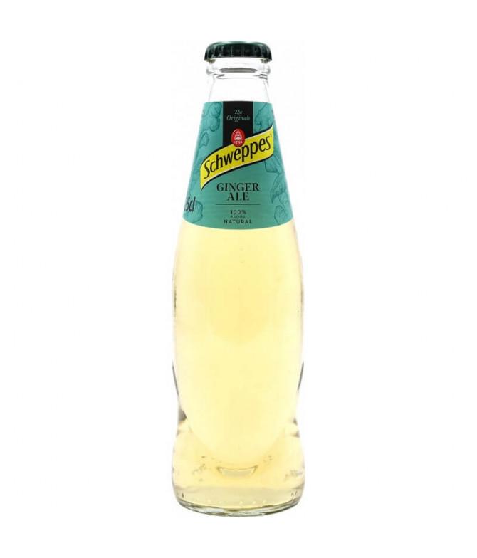 Schweppes Tónica Ginger Ale 25cl