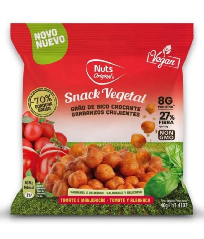 Nuts Original Garbanzos Tomate & Albahaca 40gr T