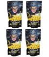 PACK 4 Nuts Original Amendoim Sour Cream Cebola 125gr