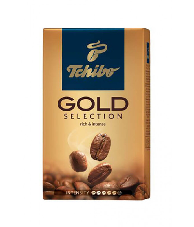 Tchibo Gold Selection Café Torrado Moído 250gr