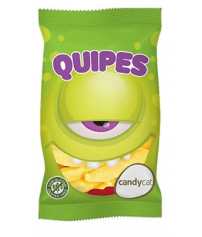 Quipes Gominolas Plátano Azúcar 100grT