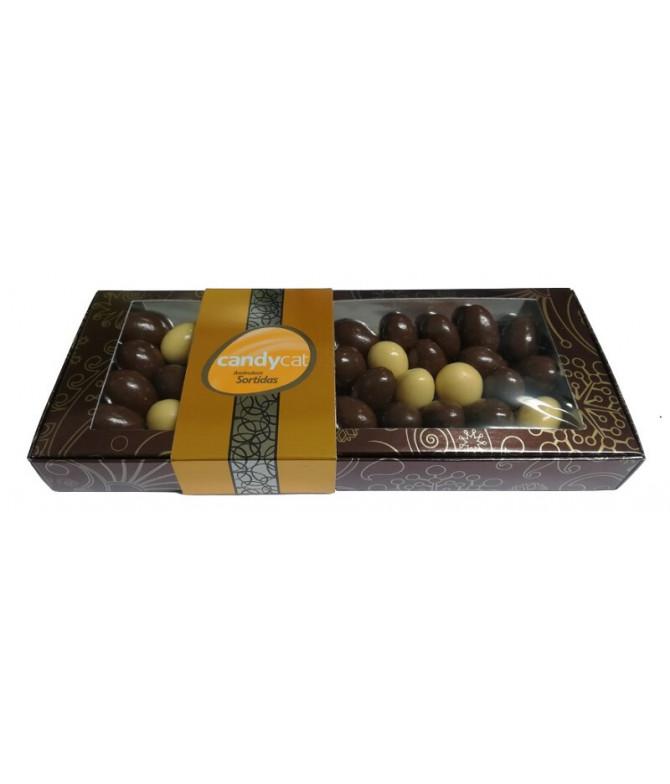 Candycat Sortido Amêndoa Chocolate 150gr