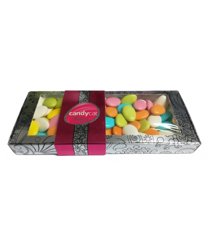 Candycat Drageia Chocolate 180gr