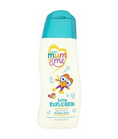 Gel Baño de Espuma Litlle Explorers s Mum & Me 500 ml
