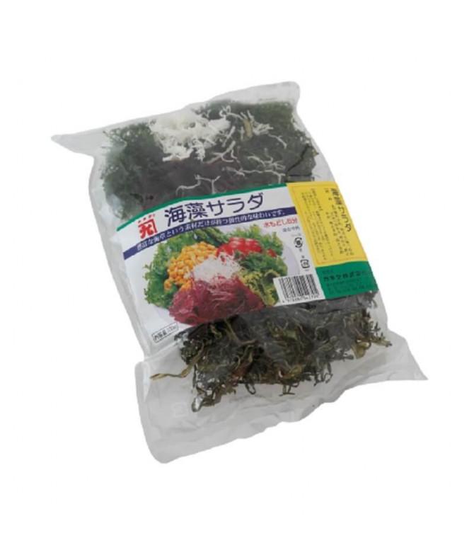 Kaiso Ensalada Mix Alga Deshidratada 100gr T