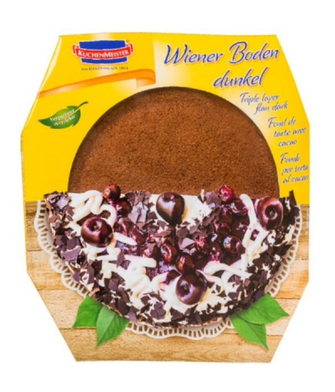 Kuchen Meister Base Pastel Triple Capa 400gr T