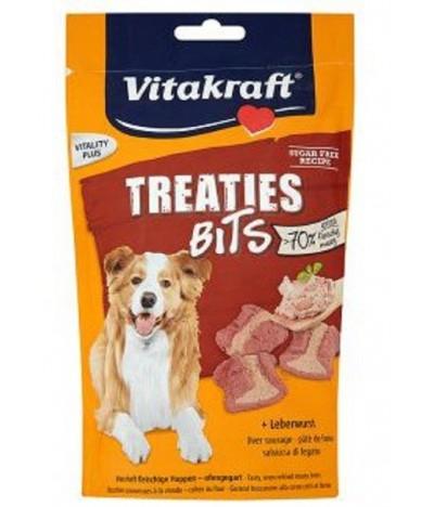 Vitakraft Treaties Bits de Patê de Fígado Para Cão 120gr
