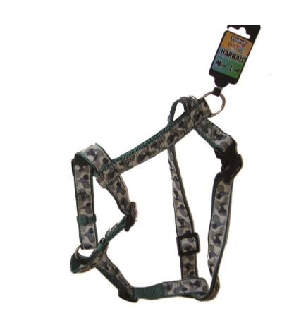 Arnês de Nylon Camuflagem tamanho XS/S Vitakraft