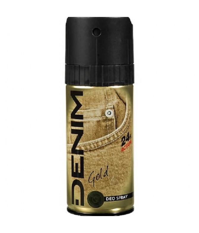 Denim Deo Spray Gold 150ml
