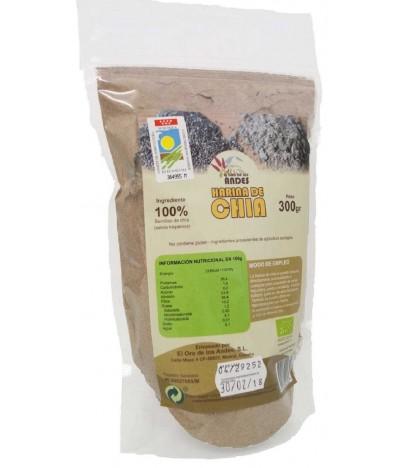 Farina de Chia El Oro de los Andes SEM GLÚTEN 300 gr