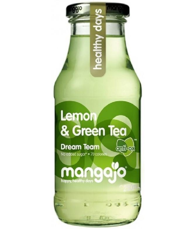Mangajo Zumo Limón Té Verde 25cl T