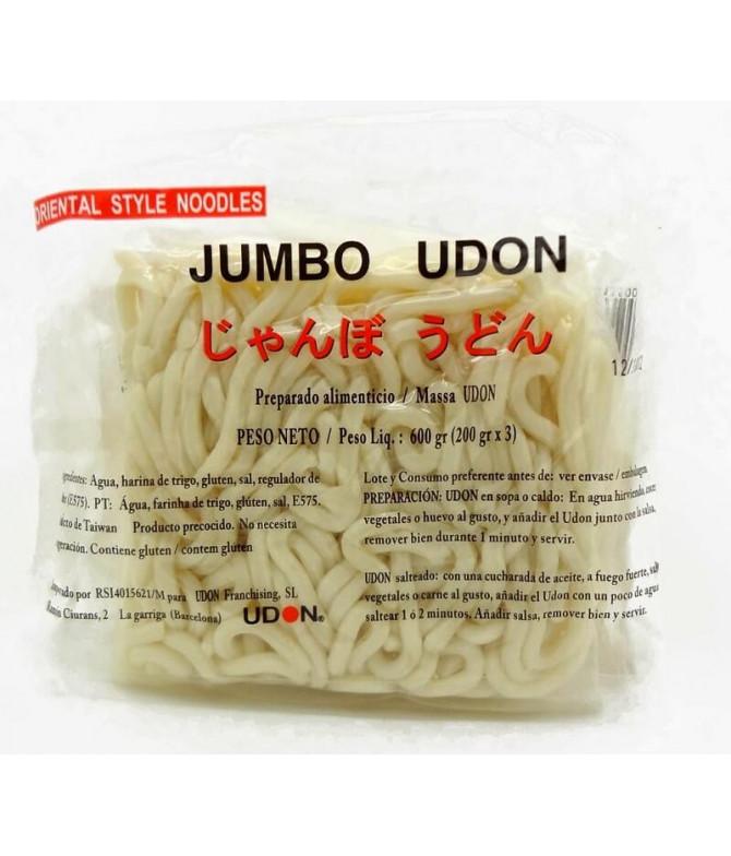 Oriental Style Noodles Jumbo Udon 600gr
