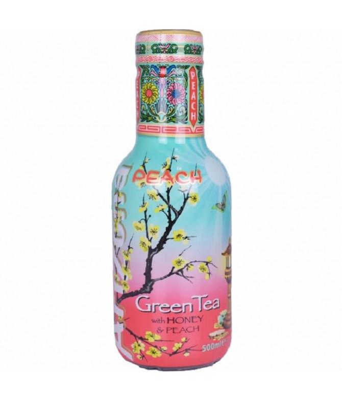Arizona Ice Tea Té Verde Miel & Melocotón 500ml T
