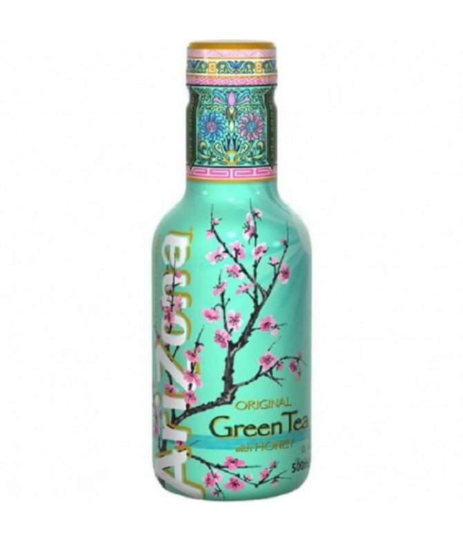 Arizona Ice Tea Té Verde Miel 500ml T