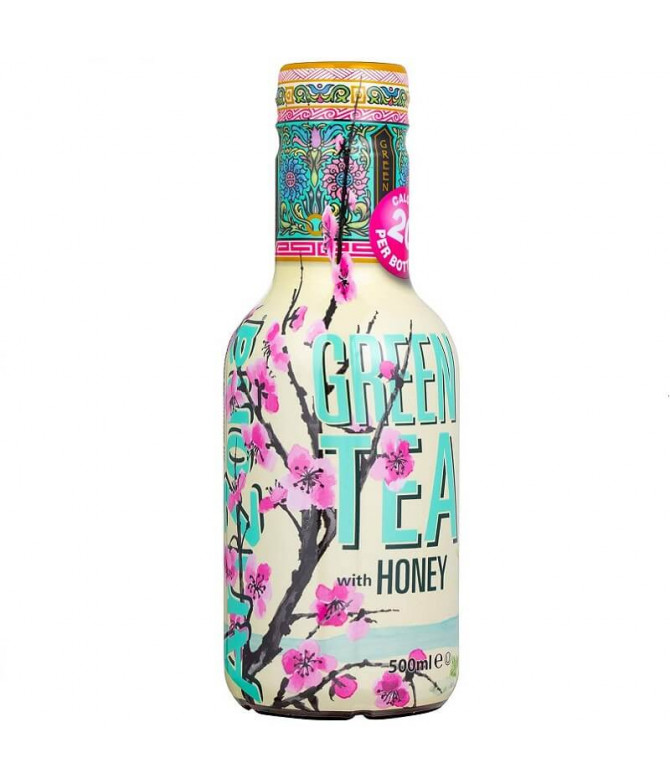 Arizona Ice Tea Chá Verde Mel 500ml