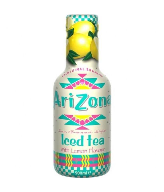 Arizona Ice Tea Limón 500ml T
