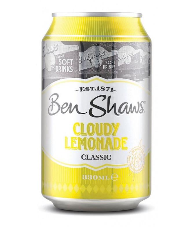Ben Shaws Cloudy Lemonade 33cl T