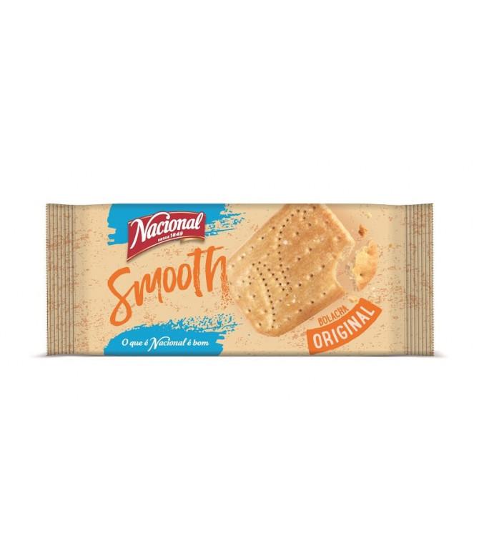 Nacional Smooth Original Bolacha 100gr