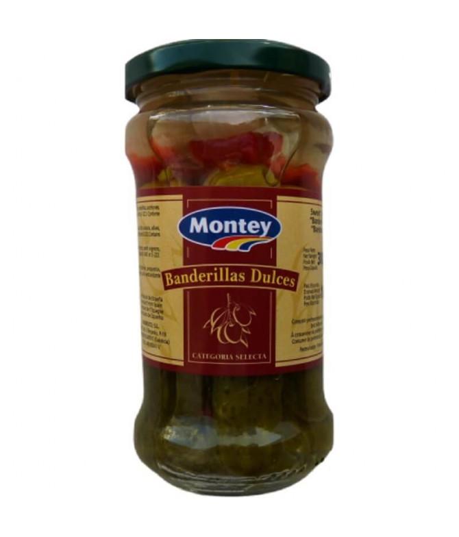 Montey Banderilla Dulce 300gr T