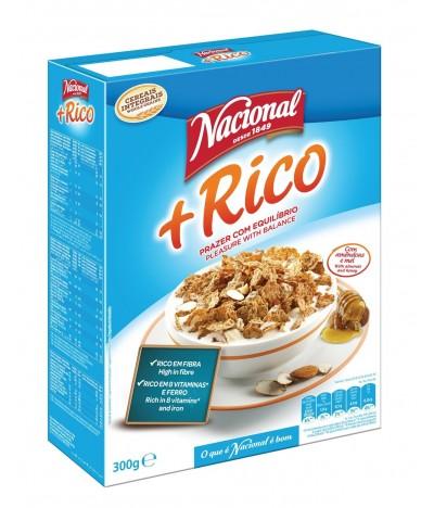 Cereales + Rico 300 gr Nacional