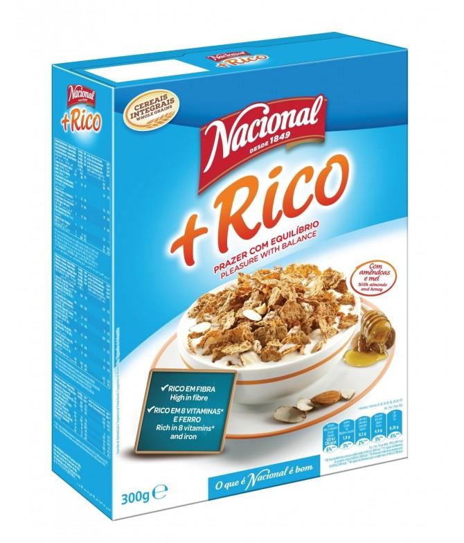 Cereais + Rico 300gr Nacional