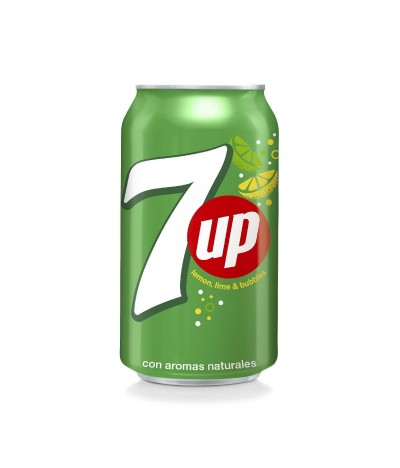 7up Lata 33 cl